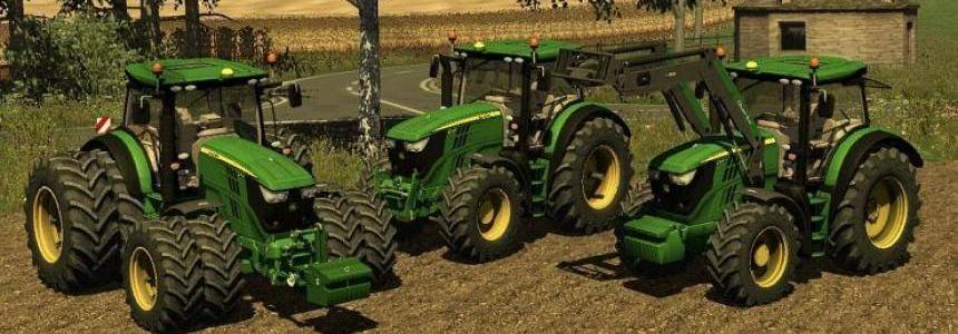 JOHN DEERE 6R PACK FIX