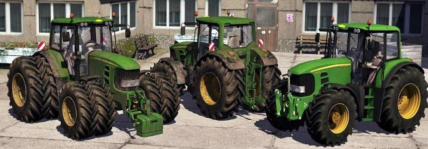 John Deere 7530 Premium Fixed