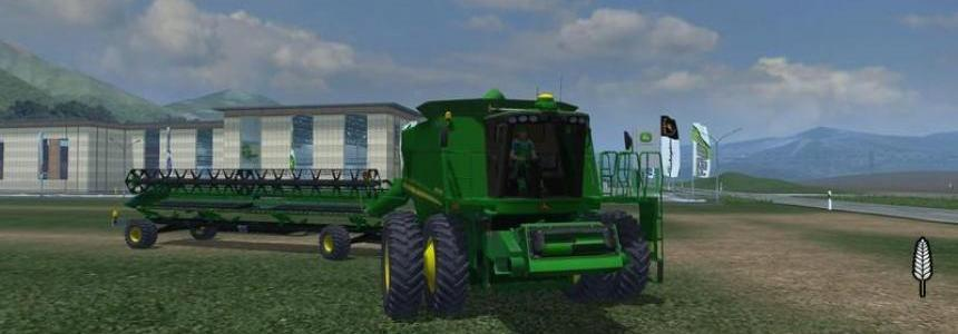 John Deere 9770 STS Package v1.0
