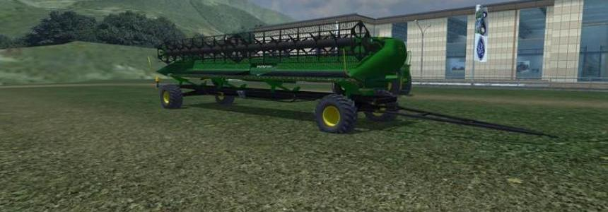 John Deere Header Trailer v1.0 fixed