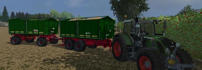 Kroger Agroliner TKD 302 v1.0 MR
