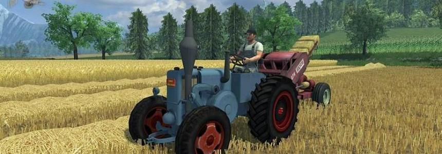Lanz D 7506 Ackerluft Pack v1.0