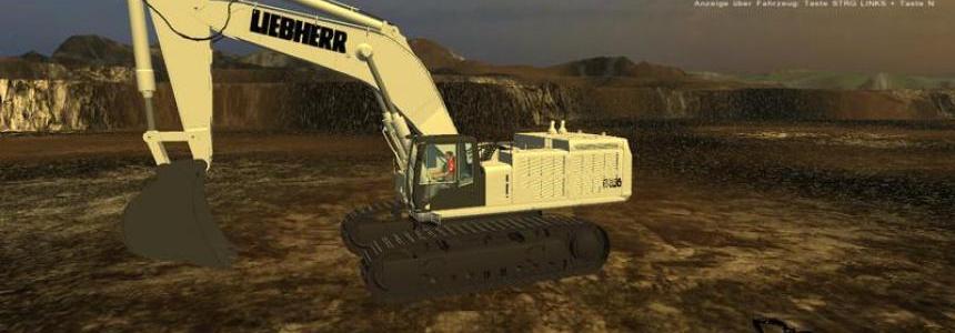 Liebherr R966 v1.0