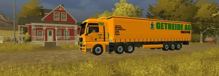 MAN Getreide AG Transport Pack v3.0