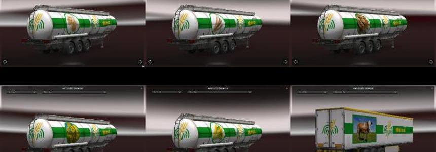 Marka GmbH agricultural trailer v1.13.1
