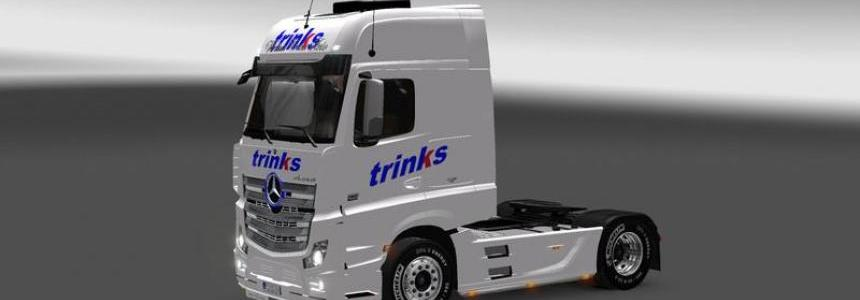 Mb MP4 skin Trinks v2.0