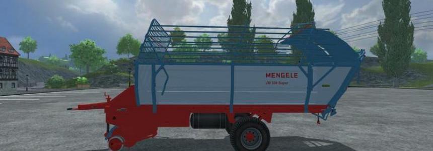 Melngele Ladewagen v1.0