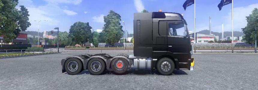 Mercedes Benz Axles v1.14