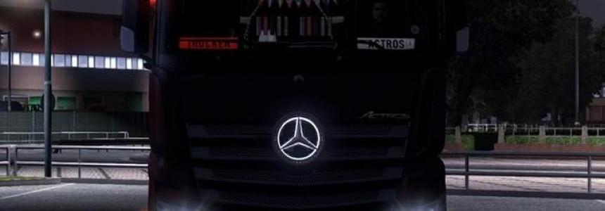 Mercedes MP4 Interior v1.13.3