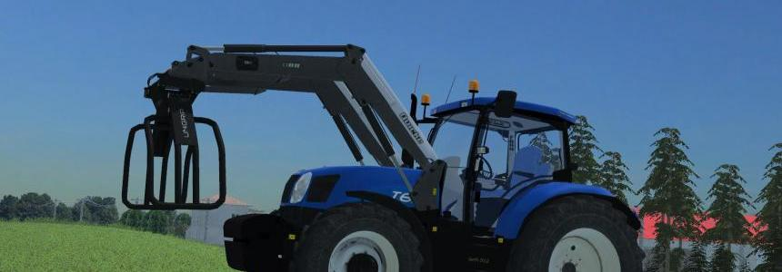 New Holland T6.165 FL