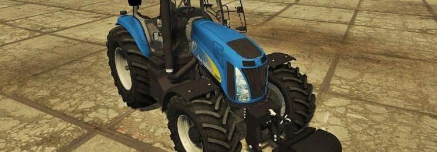NEW HOLLAND T8020 v2 MR