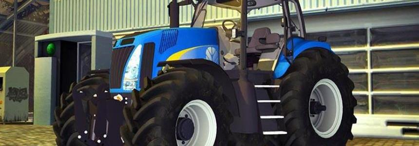 New Holland T8020 v3.0