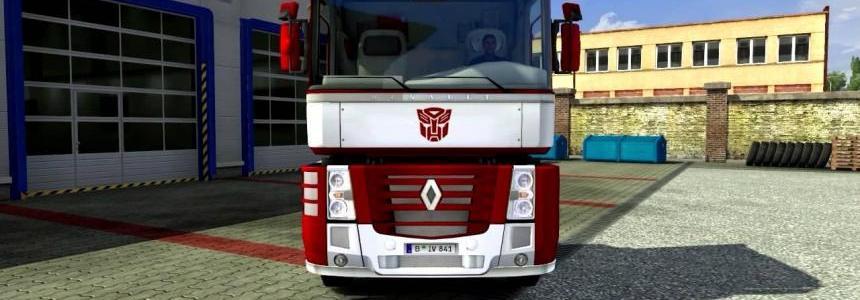 Optimus Prime Magnum