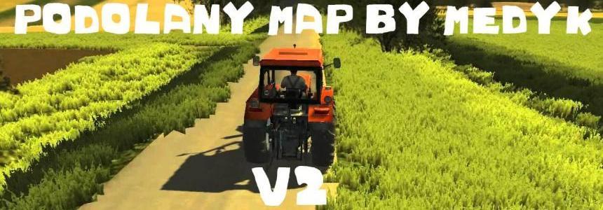 Podolany map by Medyk v2.0