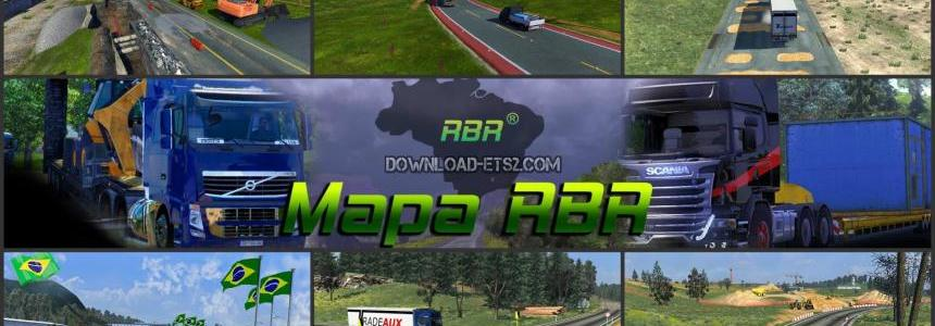 Roads Brasil Map v1.0.5 Full