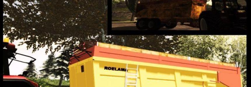 Roelama Patato trailer v2.0 fixed