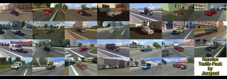 Russian Traffic Pack by Jazzycat v1.1