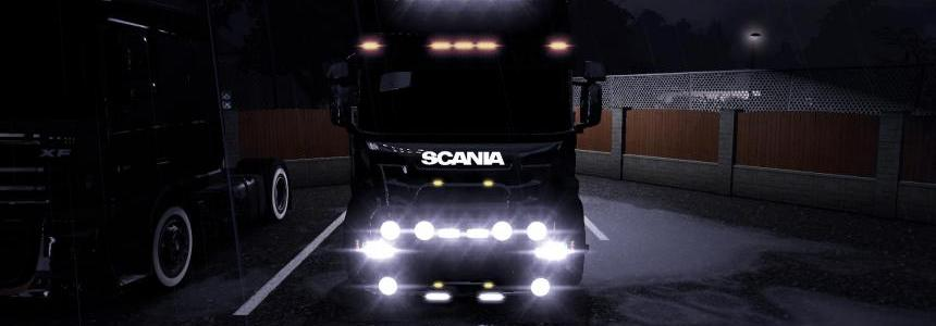 Scania BCD V8 Sound ets2 v1.13