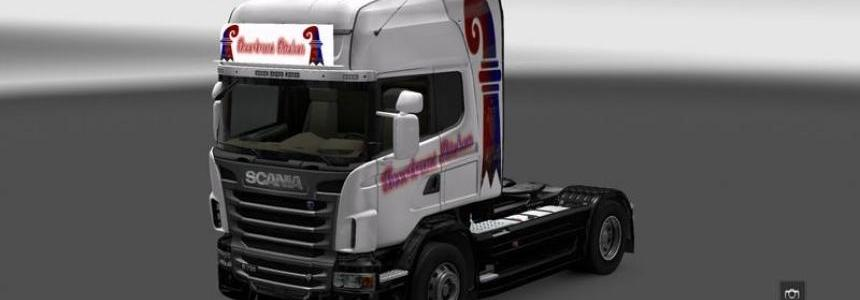 Scania Beer Trans Riehen v1.0