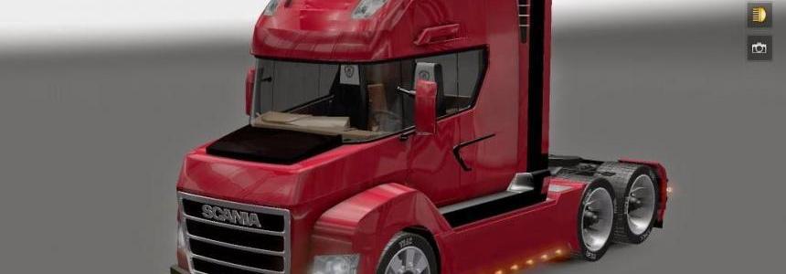Scania Stax Modified v1.0