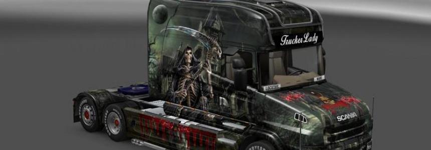 Scania T Longline horror v1.0