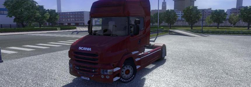 Scania T reworked by Henki v2.4