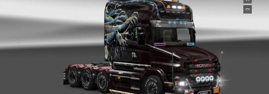 Skin for Scania t longline v2.0