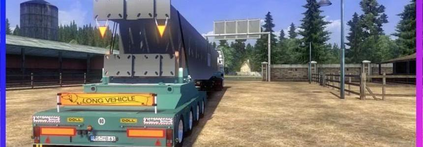 Steel bridges Trailer v ab Patch