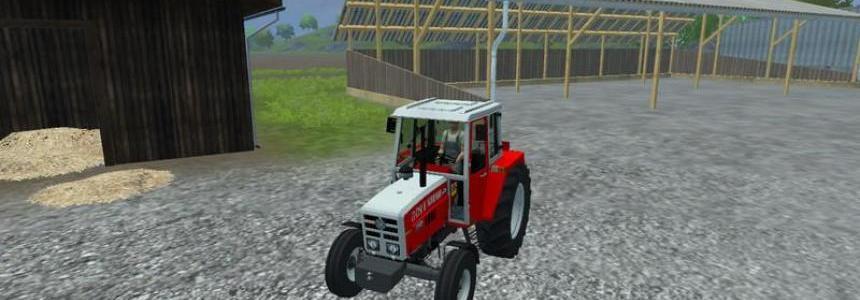 Steyr 8080 Hinterrad SK1