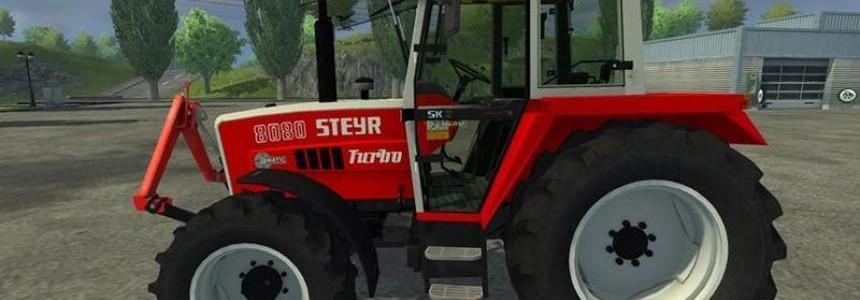 Steyr 8080A Turbo SK2 Larmarm v1.0