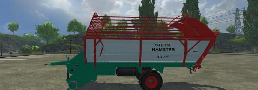 Steyr Hamster Ladewagen v1.0