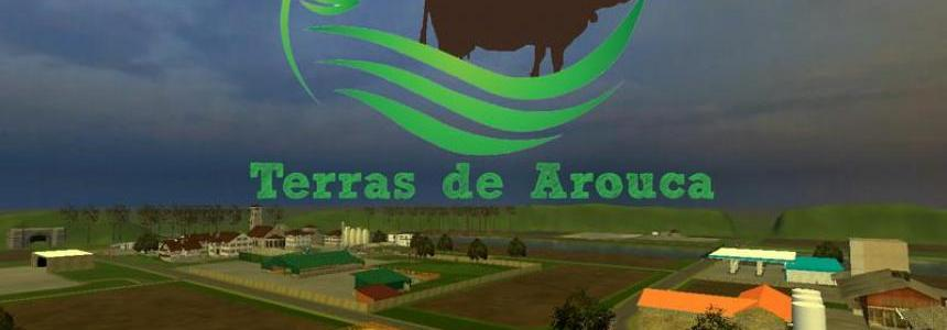 Terras de Arouca v1.0 Water Mod ForstMod