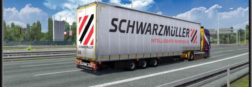 TZ Schwarz Muller Jumbo Trailer
