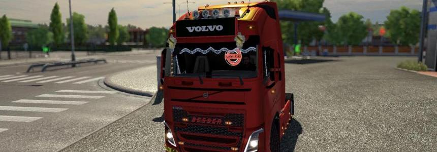 Volvo FH12 2012 by Manuel0306
