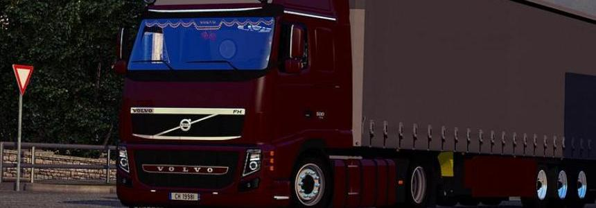 VOLVO FH13.500 By ExELeRz