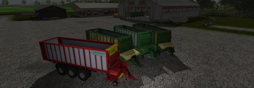 Wagon Pack v3.0 ShaderTipping