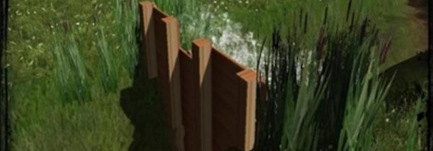 Wooden dam v1.0