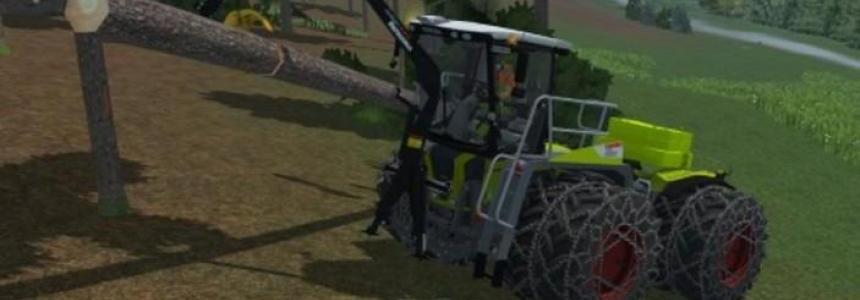 Xerion 4000 SaddleTrac v1.0