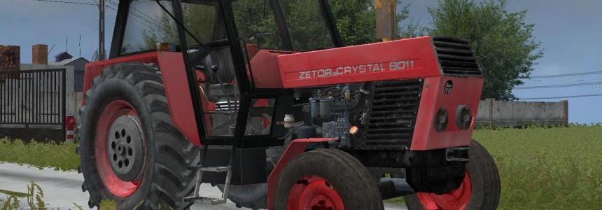 Zetor 8011 Crystal