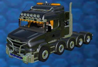 Scania T620 Heavy Hauler v1.0
