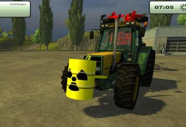Barrel weight nuclear v1.0