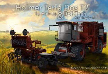 Holmer Terra Dos T2 v1.0