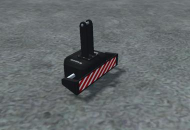 OEB Adjustable Front Weight