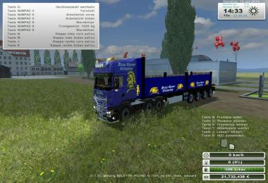 Scania R620 Shogun v1.0