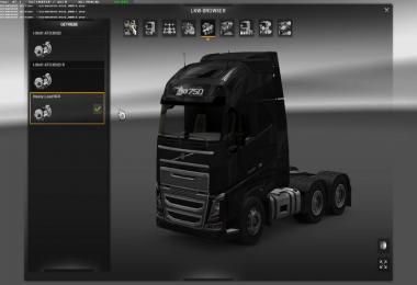 Volvo heavy duty engine v1.0