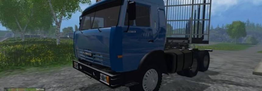 KAMAZ 54115 v1.0