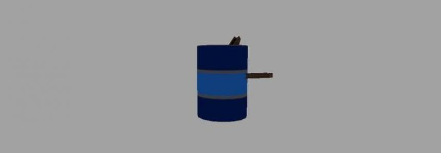 Barrel weight v1.0