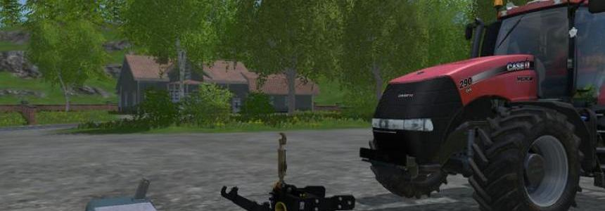 Purchasable front hydraulic v1.0