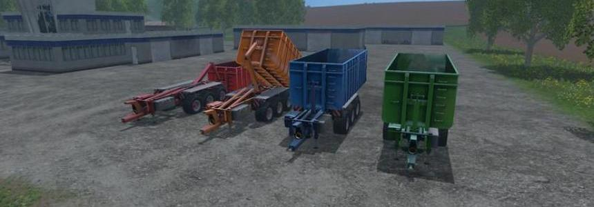 Agroliner HKL Pack v1.0