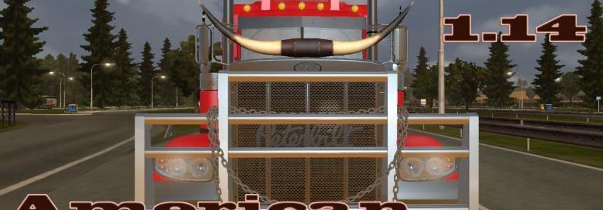 American Truck Mega Pack